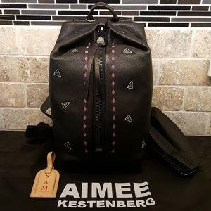 Aimee Kestenberg leather backpack